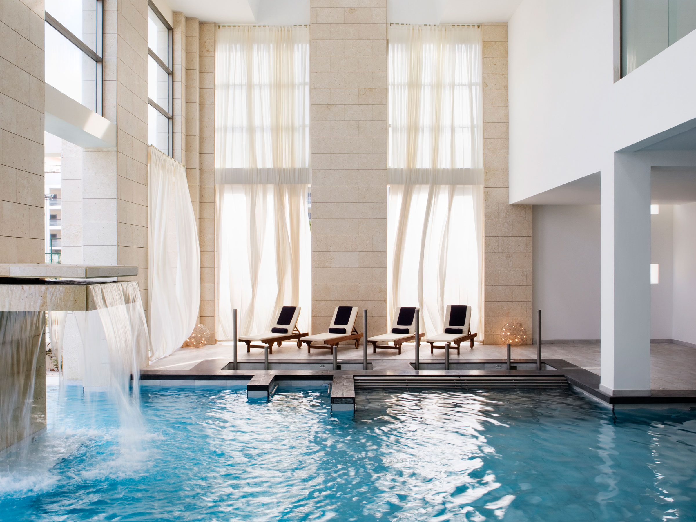 A True Relaxation Temple: The Beloved Spa